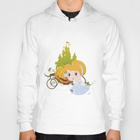 cinderella Hoodies featuring Cinderella by 7pk2 online