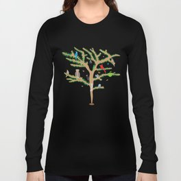 Seed to Tree Long Sleeve T-shirt
