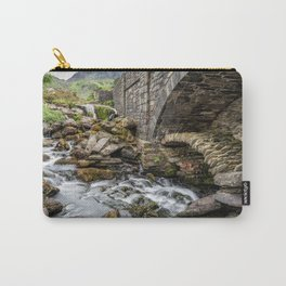 Old Packhorse Bridge  Carry-All Pouch