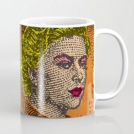 Pop Art Queens by Dennis Weber of ShreddyStudio Coffee Mug