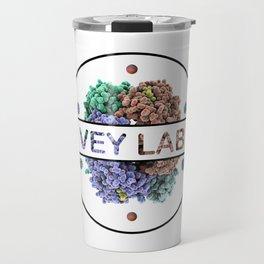 Vey Lab Logo Travel Mug