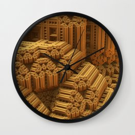 Is This Space Taken? Wall Clock