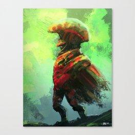Mushroom King Canvas Print