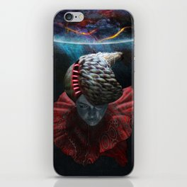 Planet Killer iPhone Skin