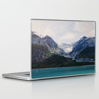 Laptop Skins featuring Alaska Wilderness by Leah Flores