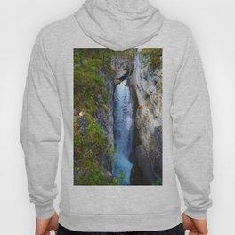 Stanley Waterfall & Beauty Creek, Jasper National Park Hoody