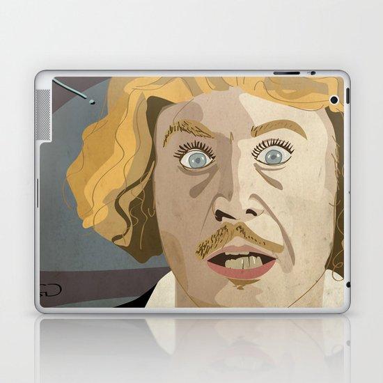 Young Frankenstein Laptop & iPad Skin