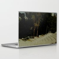 outdoor Laptop & iPad Skins featuring Outdoor Auditorium by Losal Jsk