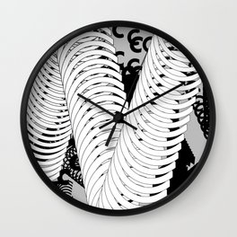 Type Composition. C Wall Clock