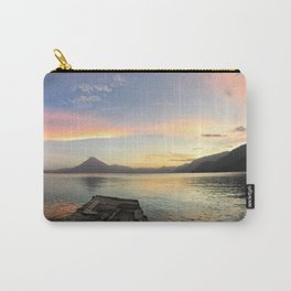 Lake Atitlan Sunsets Carry-All Pouch