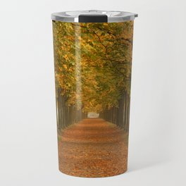Autumn Trees Travel Mug