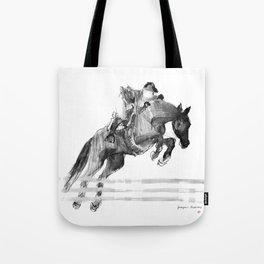 Horse (Jumper) Tote Bag