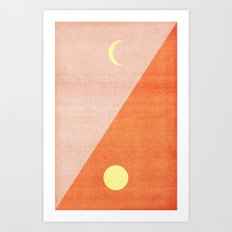 Last Days of Summer. Art Print