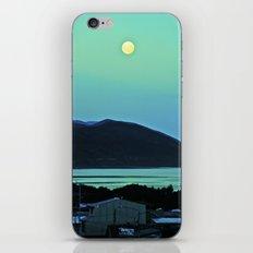 Enchanted Moon. iPhone & iPod Skin
