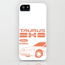 SHO iPhone Case