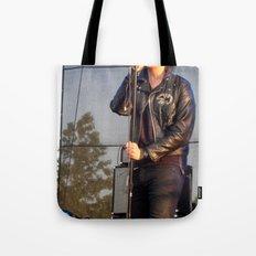 Julian - The Strokes Tote Bag