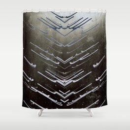 The Closing Hours Shower Curtain