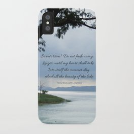 Sweet Vision iPhone Case
