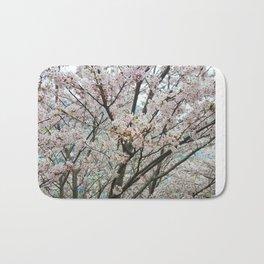 Endless Sakura Bath Mat