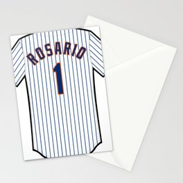 Amed Rosario Jersey Stationery Cards