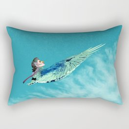 Wing Rectangular Pillow