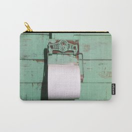 A Square to Spare Carry-All Pouch