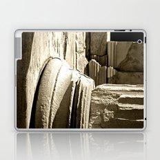 Marble carving Laptop & iPad Skin