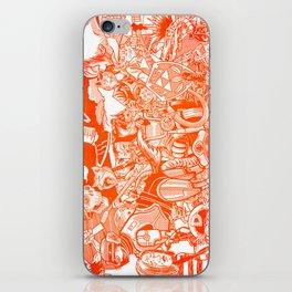 explosion! iPhone Skin