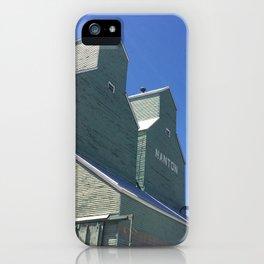 Elevated Grain iPhone Case