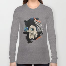Space Games Long Sleeve T-shirt