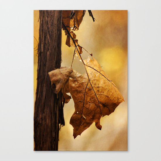 The Parting of Ways Canvas Print
