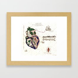 That Which Brings Me To You Framed Art Print