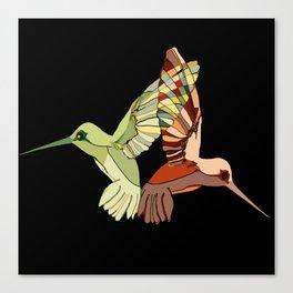 Your HummingBird Canvas Print