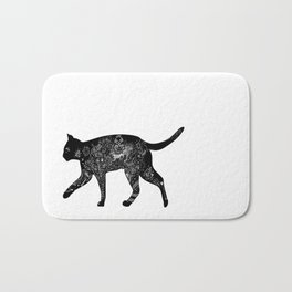 Cat Anatomy Bath Mat