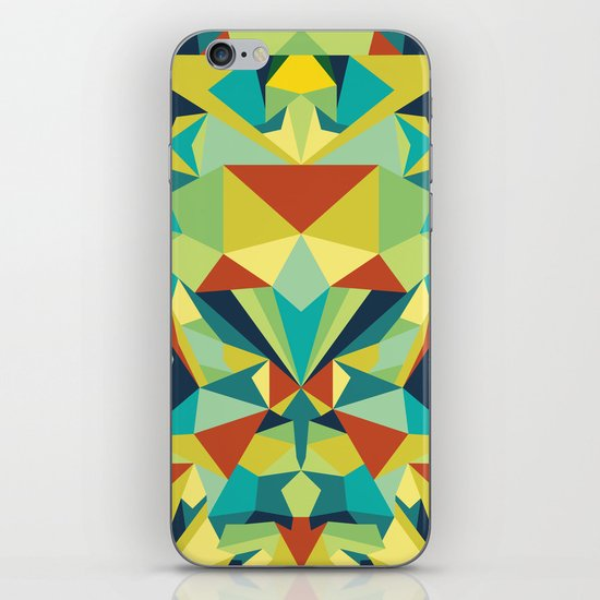 Colorful All iPhone & iPod Skin