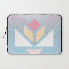 Tangram Lotus One Laptop Sleeve