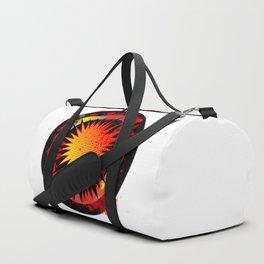 Loud Retro Speaker Duffle Bag