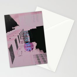 Denver Poster Stationery Cards
