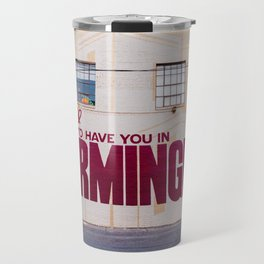 Birmingham Mural Travel Mug