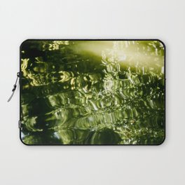 Reflecting Greens Laptop Sleeve