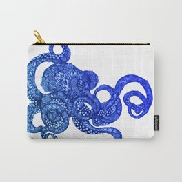 Ombre Octopus Carry-All Pouch
