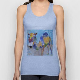 Camelorful Unisex Tank Top