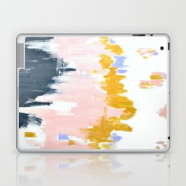 Multicolor spring abstract Laptop & iPad Skin