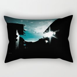 Blue in China Rectangular Pillow
