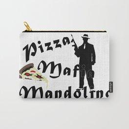 Italian style pizza mafia mandolino Carry-All Pouch