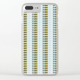 Puff'n'Stuff Clear iPhone Case