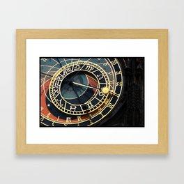 Astronomical Framed Art Print