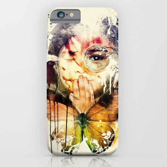 The Silence iPhone & iPod Case