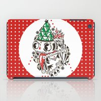 fez iPad Cases featuring Fez by Polypop
