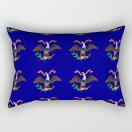 Bald eagle - america,usa,patriotic,patriot,eagle, united states,bald eagle,national bird,us,seal Rectangular Pillow